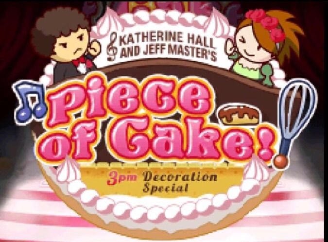 Piece of Cake !