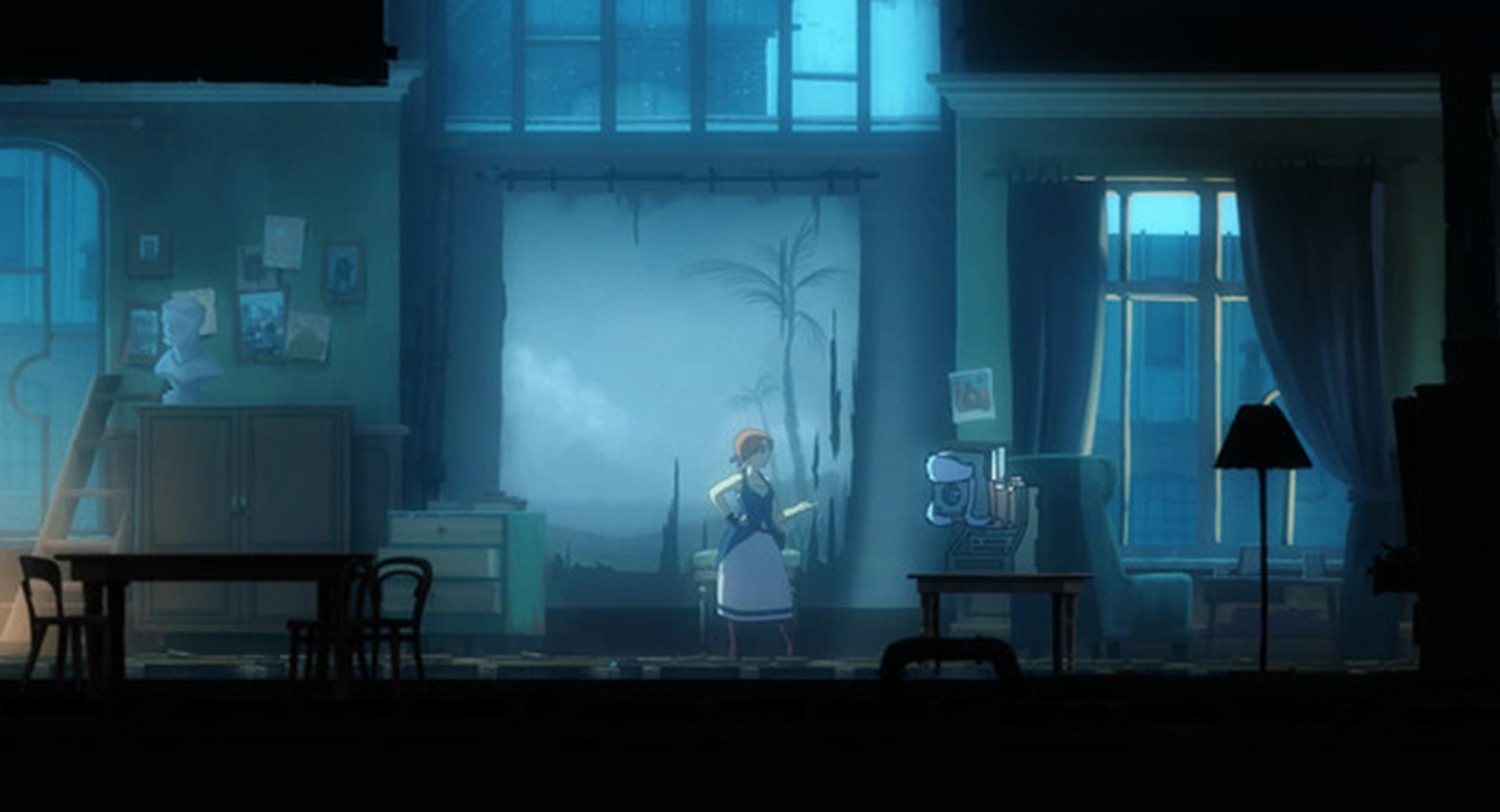 Image de Forgotton Anne disponible sur la page Steam du jeu