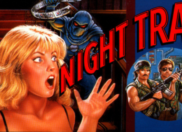 Couverture de Night Trap originelle