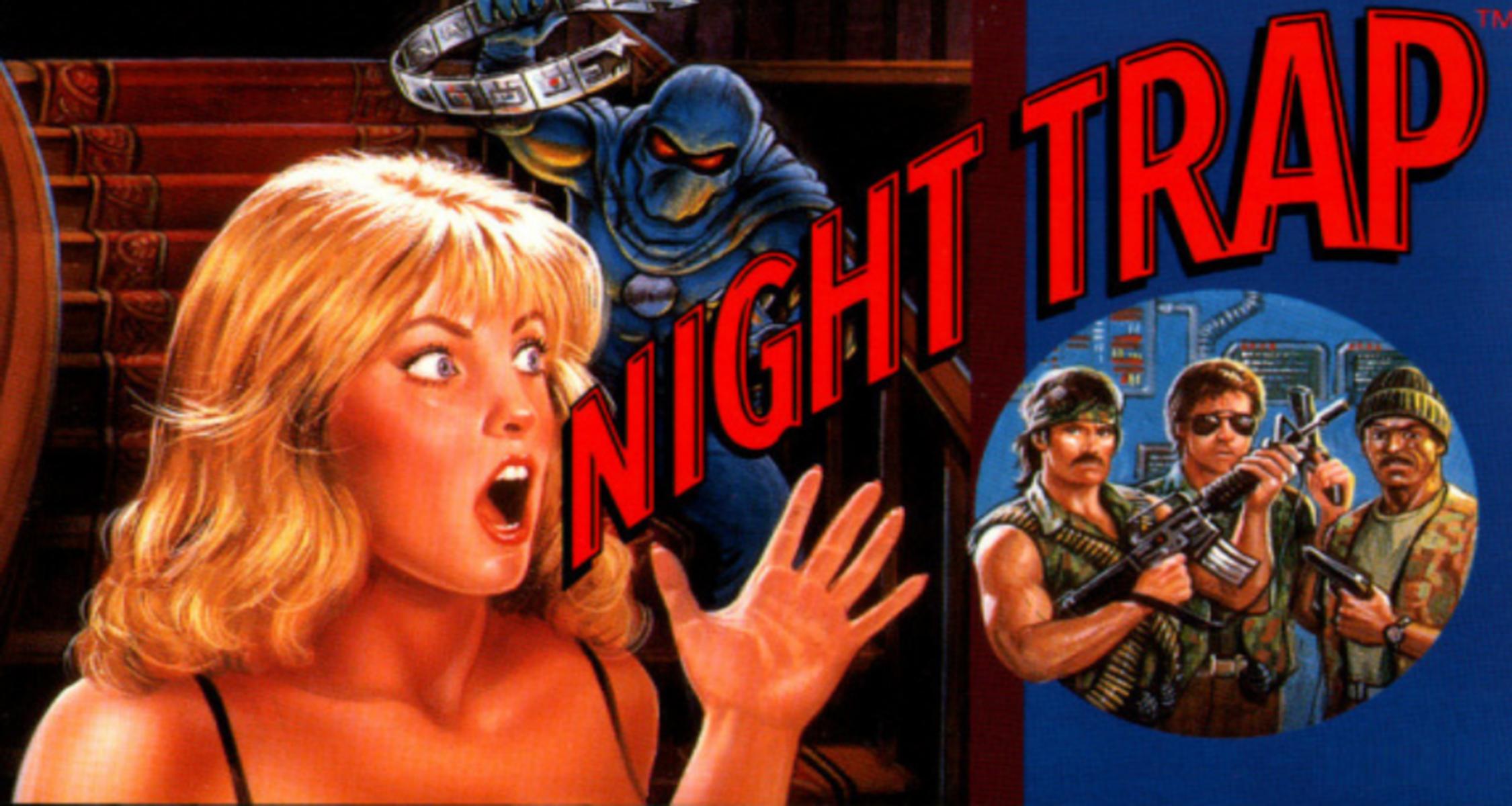 Couverture de Night Trap originelle