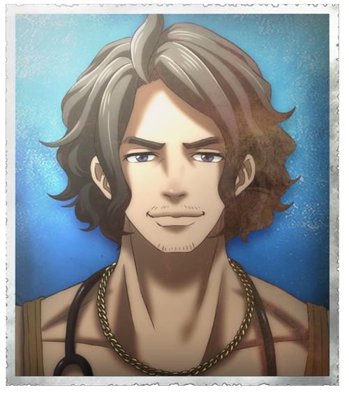 Mamoru Ichiyo – Doctor of Greed