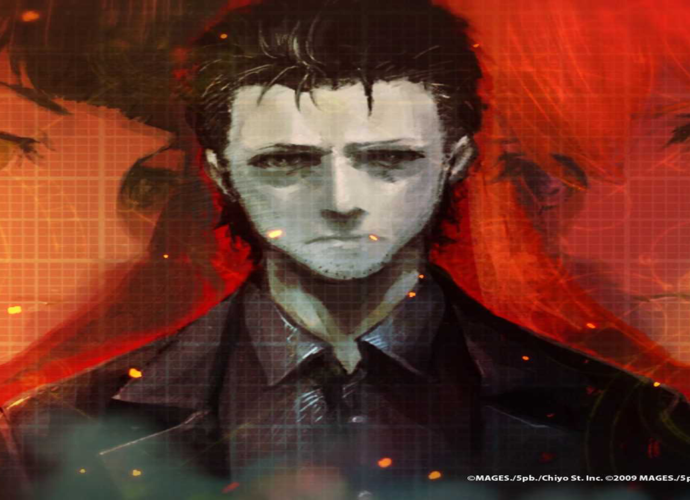 Artwork officiel de Steins;Gate 0