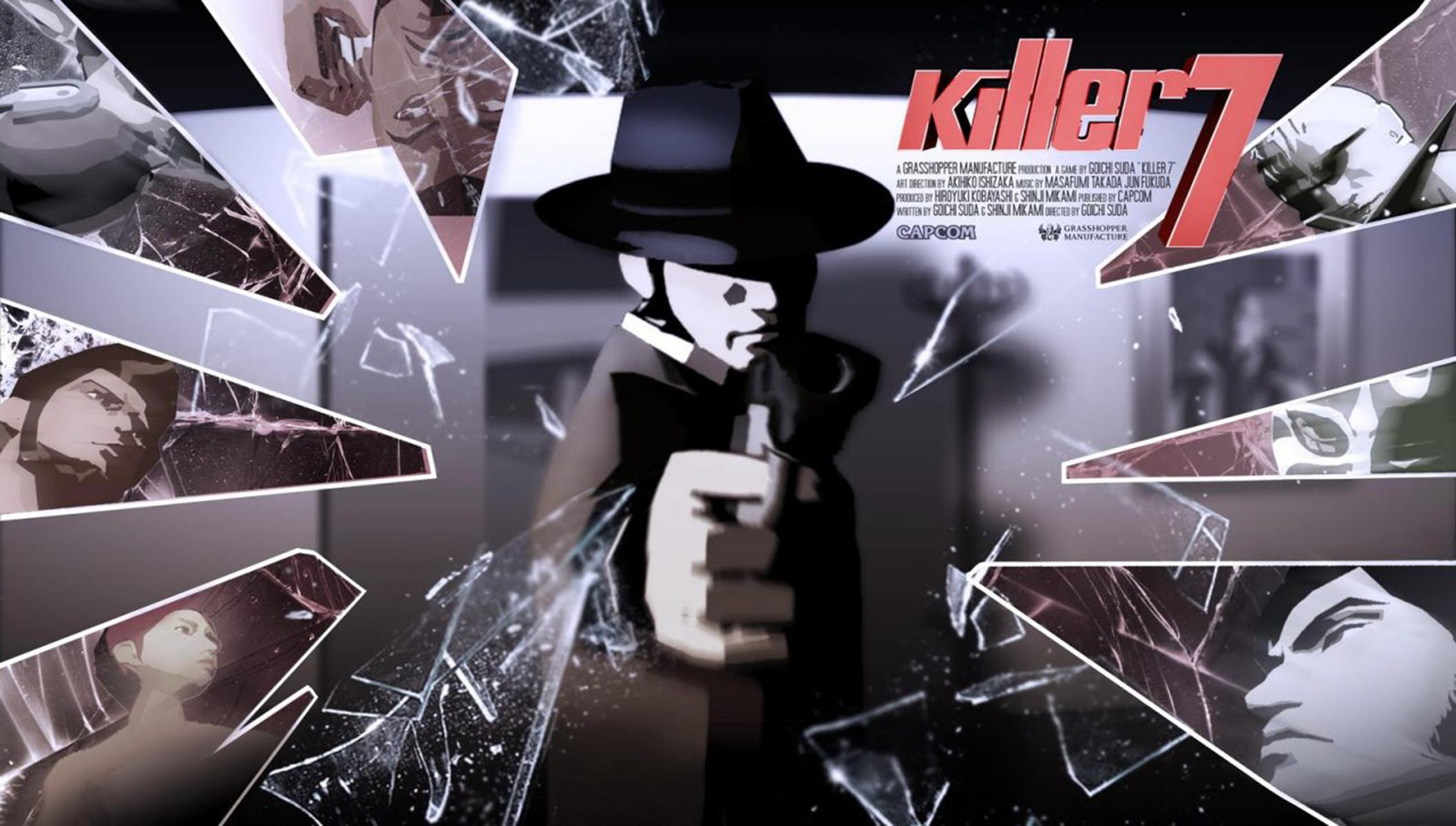 Killer7 revient sur PC cet automne !