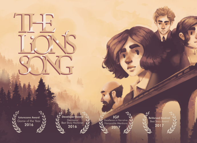 The Lion's Song arrive sur Switch !