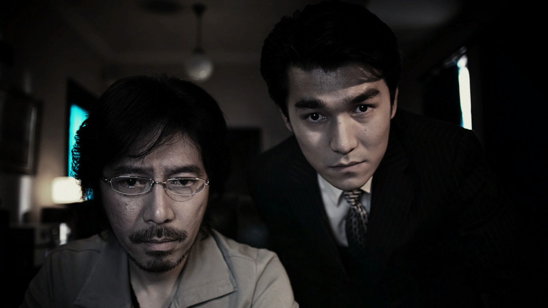 Osawa et son assitant, Tanaka