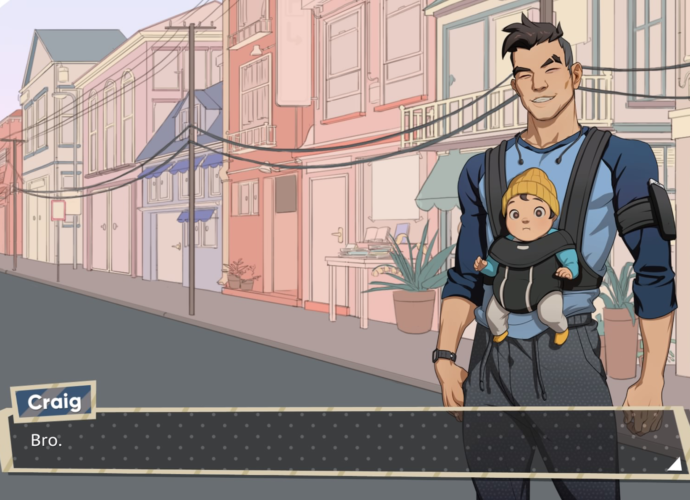 Dream Daddy s'étoffe avec une version Dadreactor's Cut !