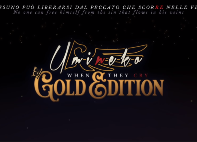 Umineko When They Cry a un Kickstarter pour des doublages anglais !
